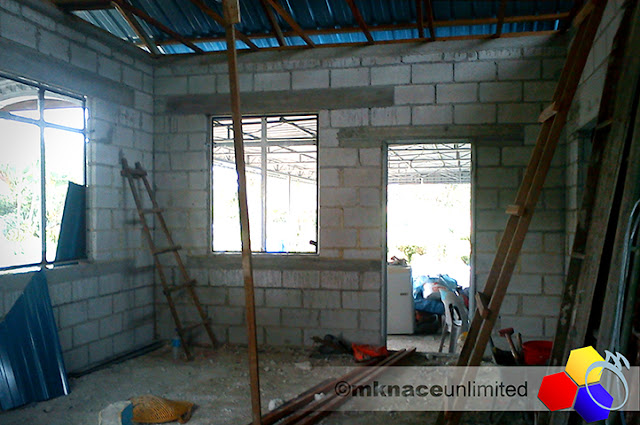 mknace unlimited™ | status terakhir living room project