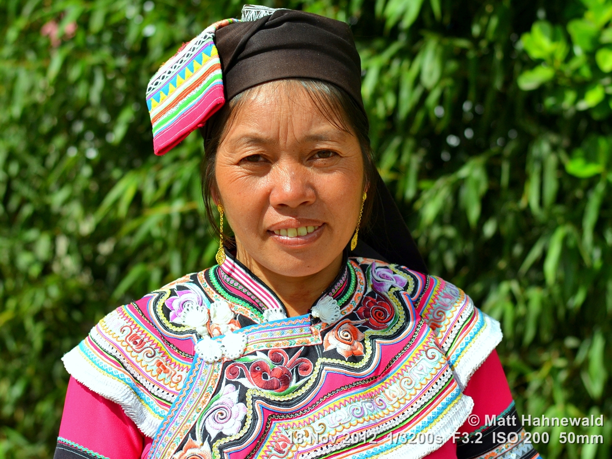 close up people street portrait China Yunnan hill tribe ethnic  sc 1 st  Facing the World & Facing the World: Mapping Southeast Chinau0027s Minorities