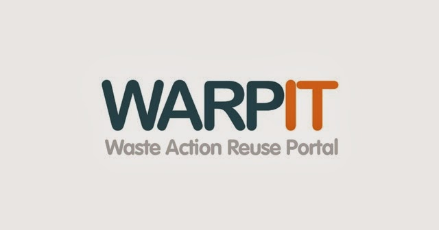 A great way for organisations to save waste and cash with WARPit