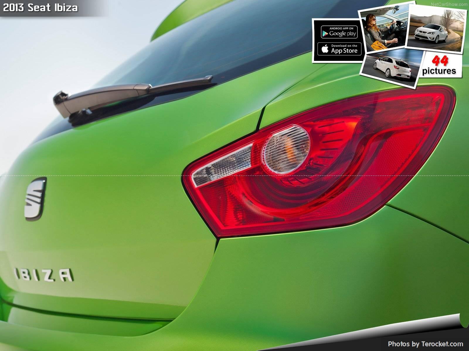 Hình ảnh xe ô tô Seat Ibiza 2013 & nội ngoại thất