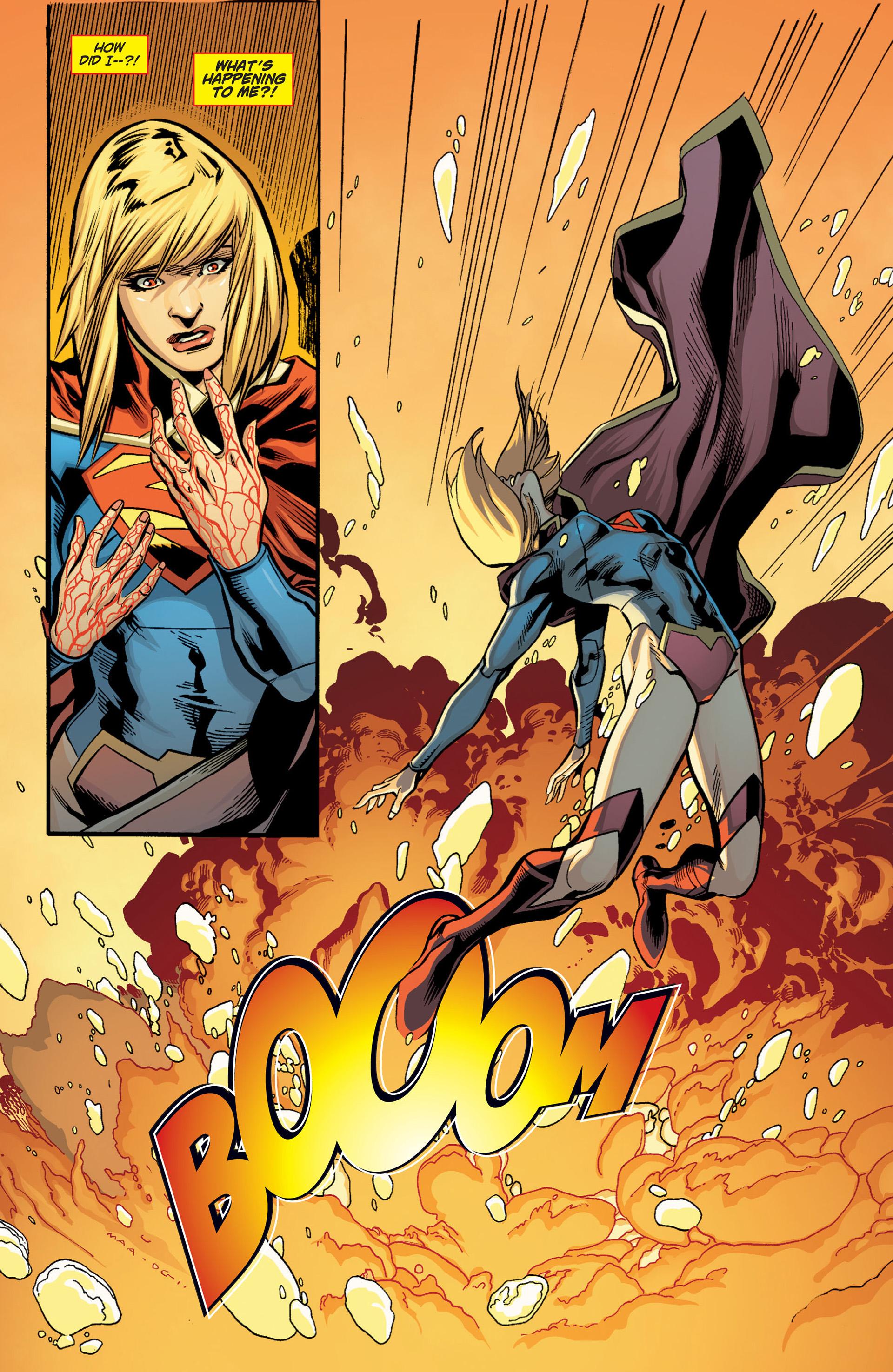 Supergirl (2011) Issue #1 #3 - English 14