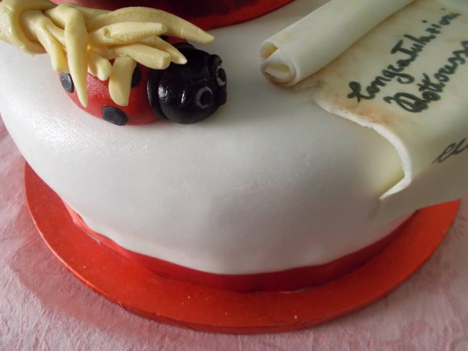 Setteveli 39 s blog torta per laurea in architettura for Decorazioni per torte di laurea