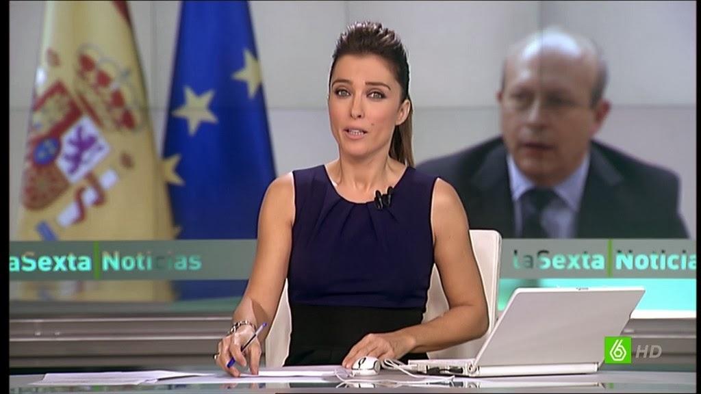 HELENA RESANO, LA SEXTA NOTICIAS (12.11.13)