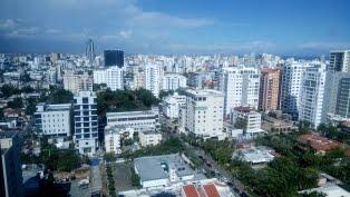 首都サント・ドミンゴ