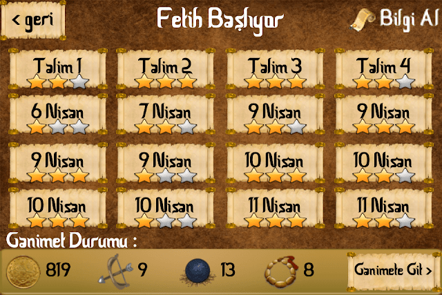 Fetih İstanbul Android download