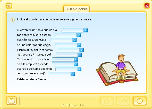 Que Es Una Rima Y 10 Ejemplos Yahoo