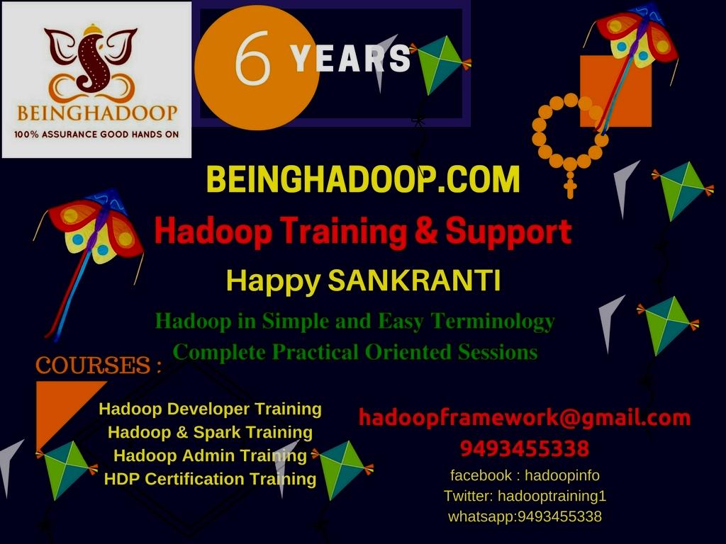 hadoop online training