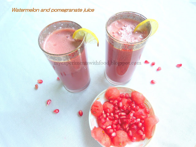 Watermelon pomegranate juice viagra