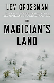 Giveaway: The Magician's Land by Lev Grossman