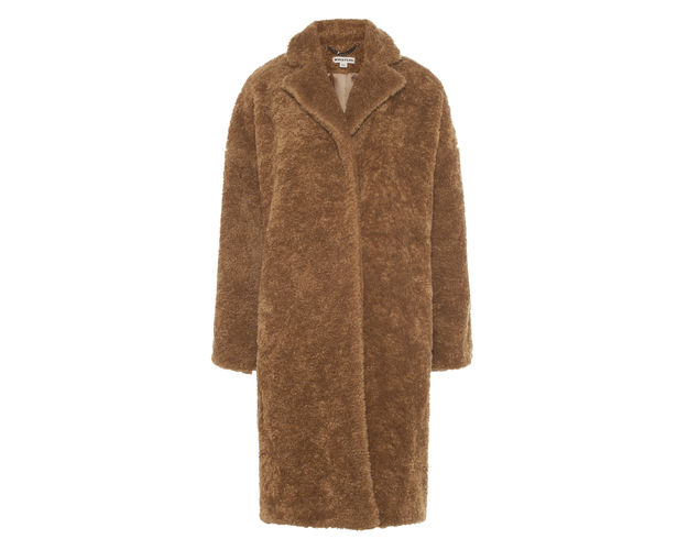 whistles teddy coat,