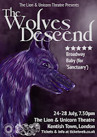The Wolves Descend, Matthew Pearson and Harry Benfield