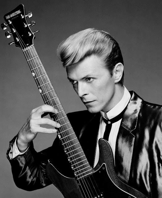 David Bowie, Electric Guitar,HD wallpaper