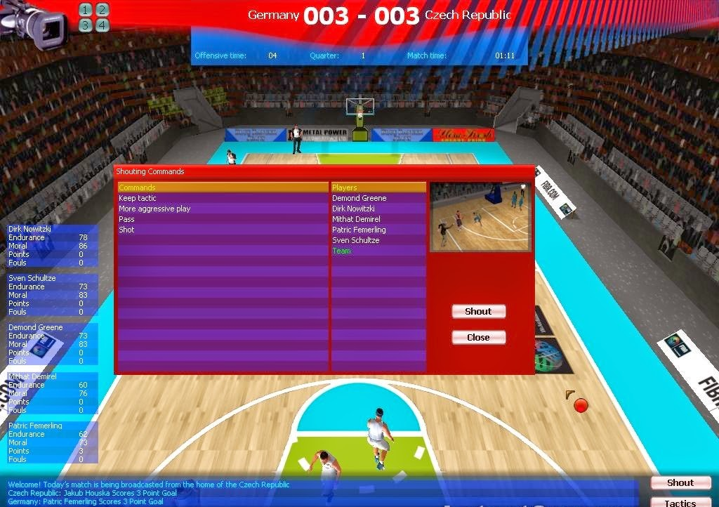 international basketball manager download