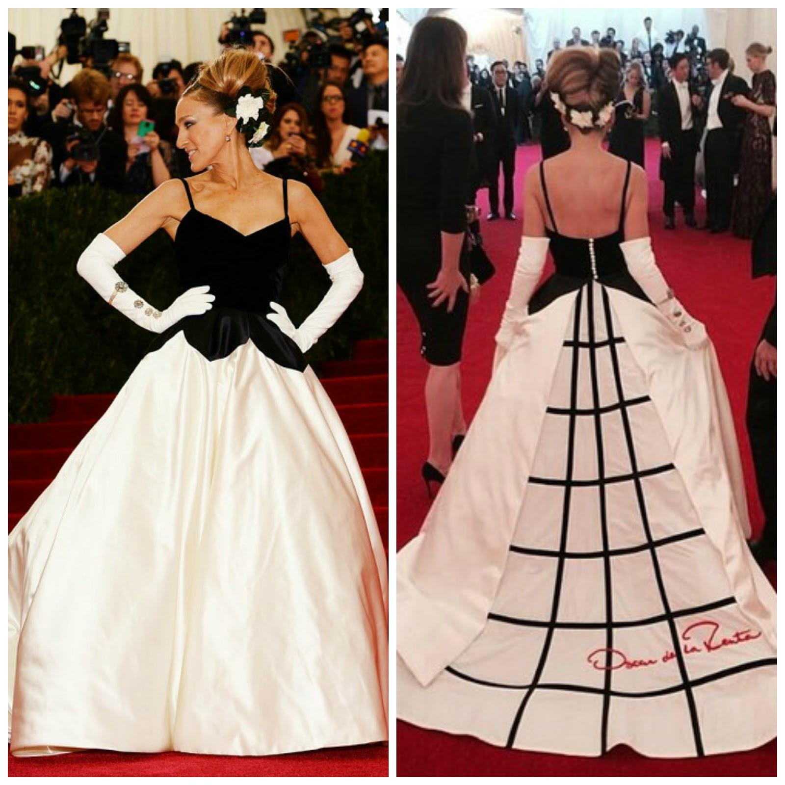 TOP 7: 2014 MET GALA'S BEST DRESSED