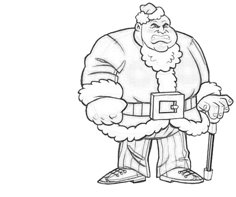 kingpin-christmas-coloring-pages