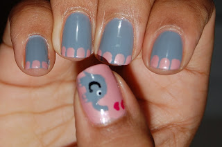 elephant nails