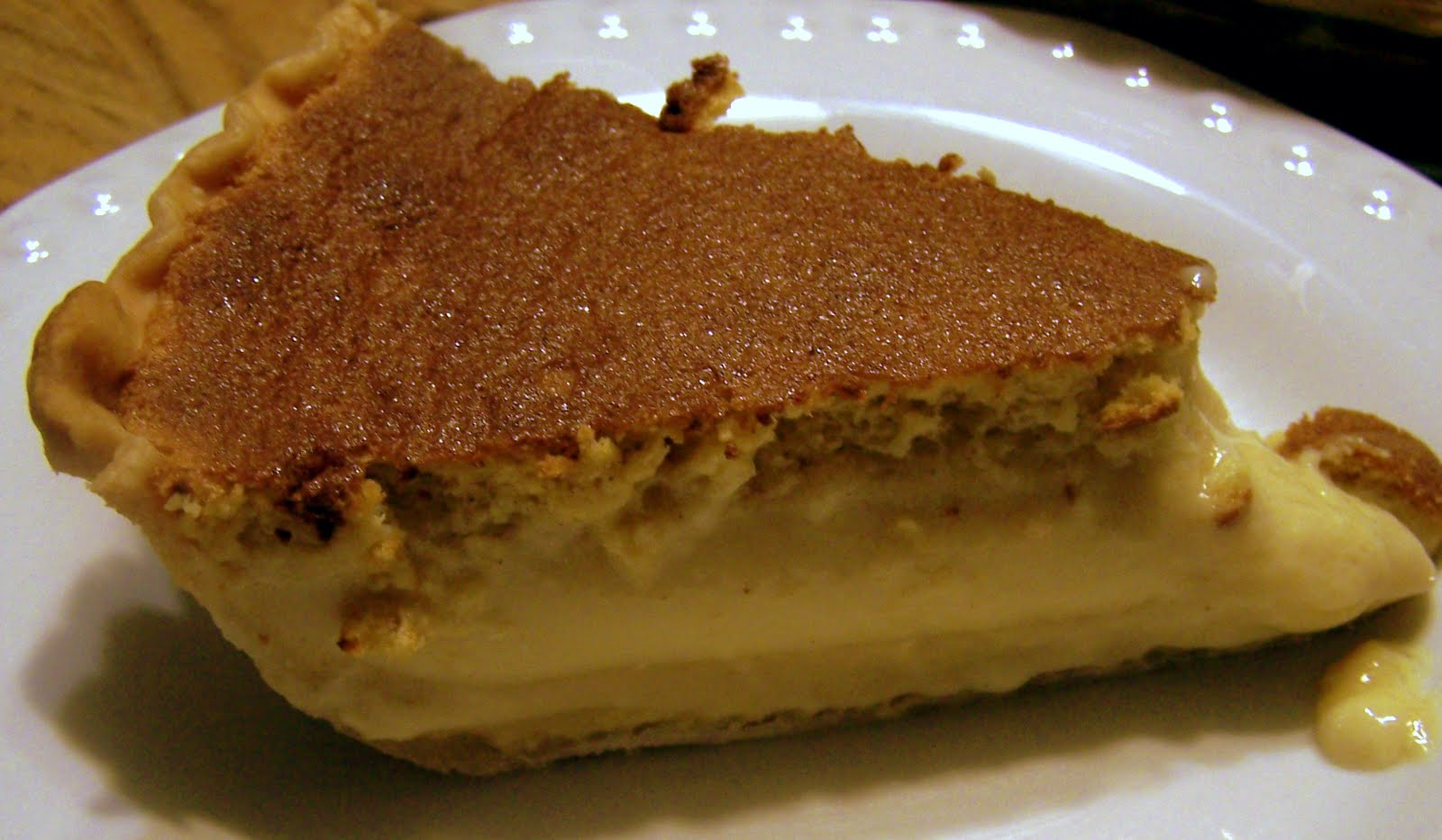 TheKitchenCookie: Mom's Pumpkin Custard Pie