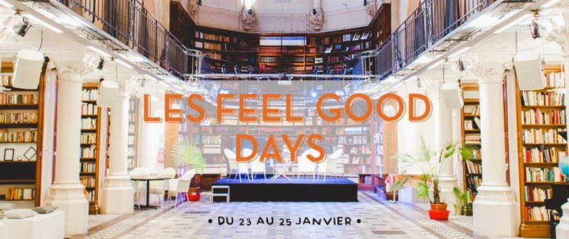 L'Archipel à Paris - feel good days