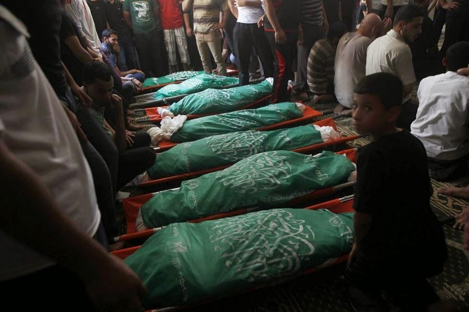 Israel Semakin Ganas Masjid Diserang, Korban Meningkat 125 Orang