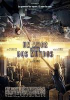 Cartel de 'Un amor entre dos mundos', de Juan Diego Solanas, con Jim Sturgess y Kirsten Dunst. Remake de una película de Sam Raimi. Making Of