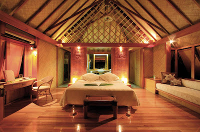 (Tahiti) - Bora Bora Pearl Beach Resort Bungalow