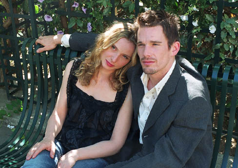 A Before Sunrise Trilogy?