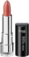 Preview: Die neue dm-Marke trend IT UP - High Shine Lipstick 050 - www.annitschkasblog.de