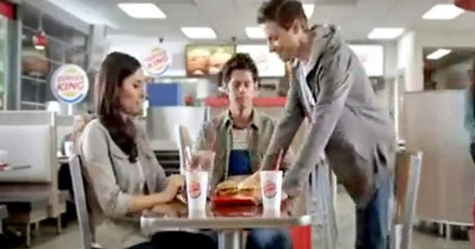 Who is that actor, actress in that TV commercial?: Burger