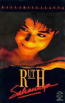 Ruth Sahanaya -  Kaulah Segalanya (Full Album 1992)