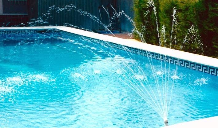 fuentes de agua decorativas elementos integrantes