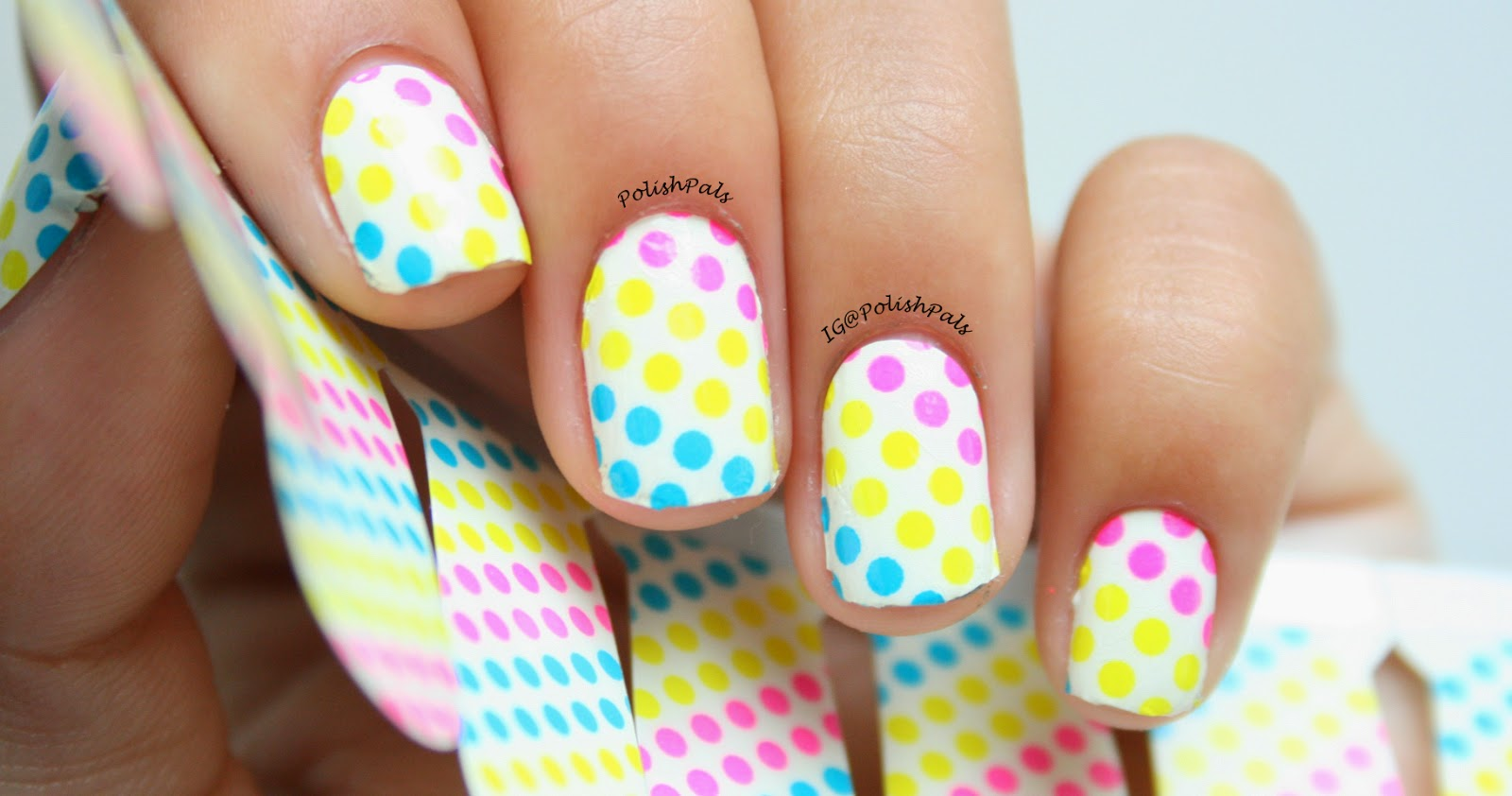 Sweet Spot Nail Wraps by Scratch