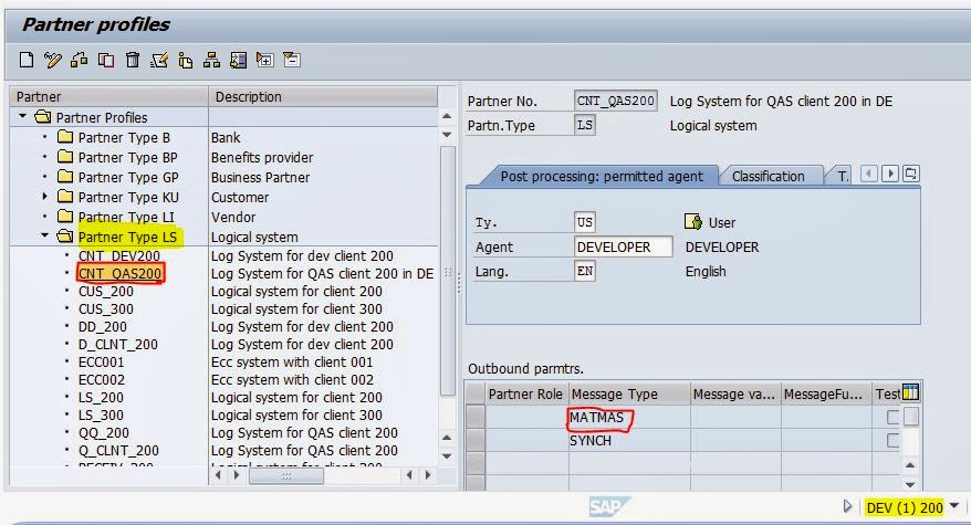 Collective Transfer of Material From One SAP Server to another SAP ...