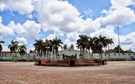 Benteng kota besak : tempat wisata sejarah di palembang