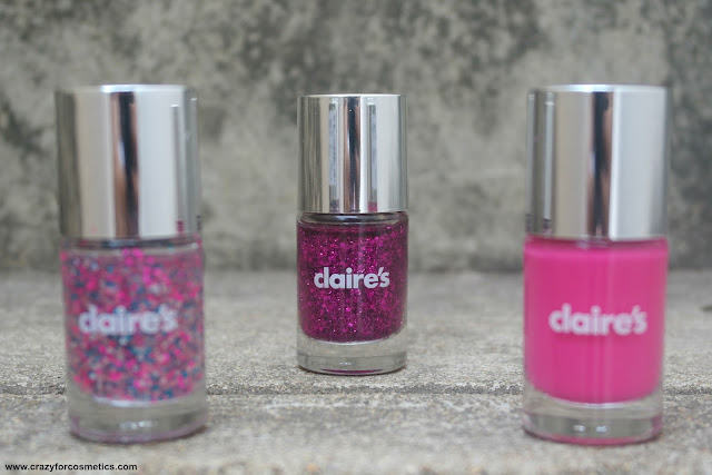 claire's nail polish set
