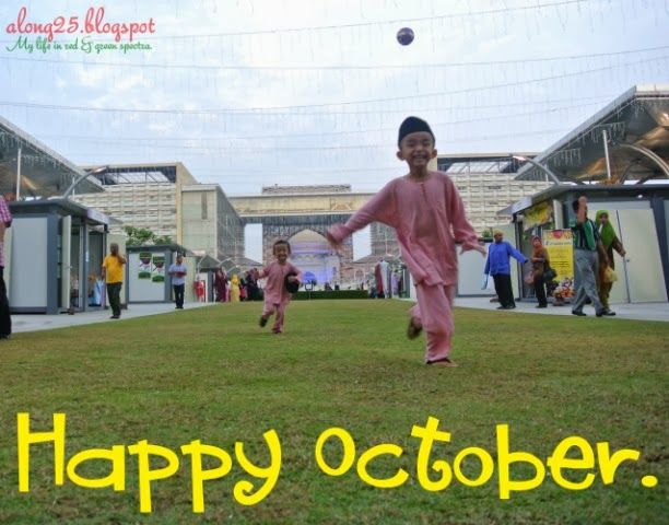 blog along25 happy october welcome october 2013 ocotber wallpaper hazim hafiy masjid besi
