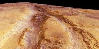 أين ذهبت مياه المريخ MARS؟