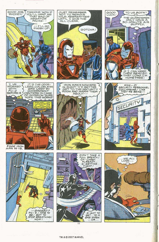 Captain America (1968) Issue #339b #269 - English 16