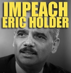 impeach eric holder Will Eric Holder's Perjury Cost Him His Job?