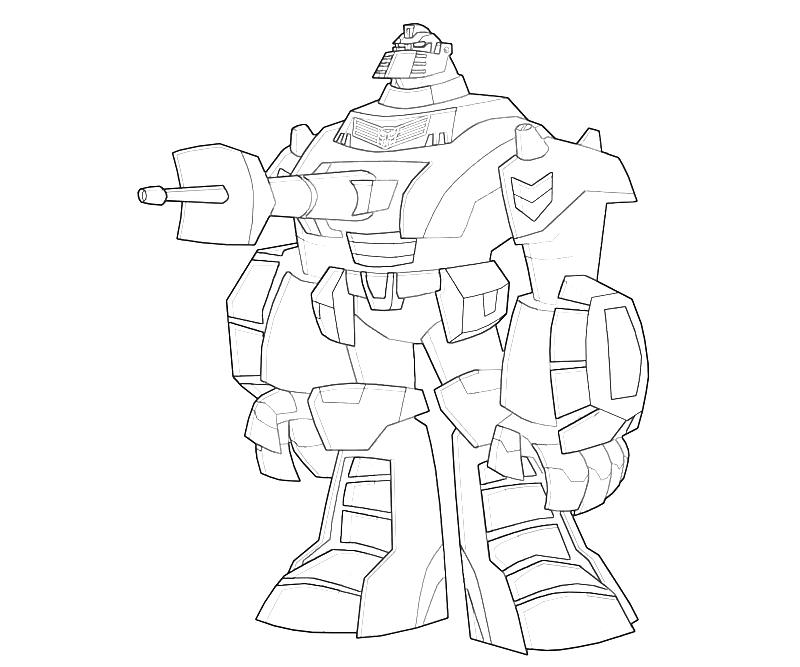 Transformers Fall Of Cybertron Warpath Cartoon Surfing Transformers Animated Coloring Pages