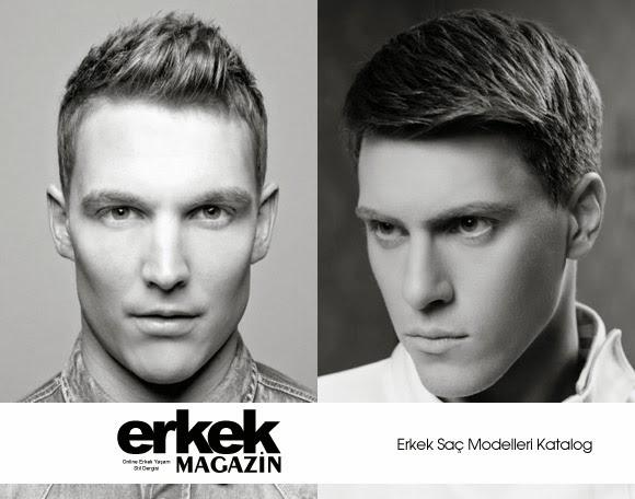 Erkek Saç Modelleri Kataoloğu