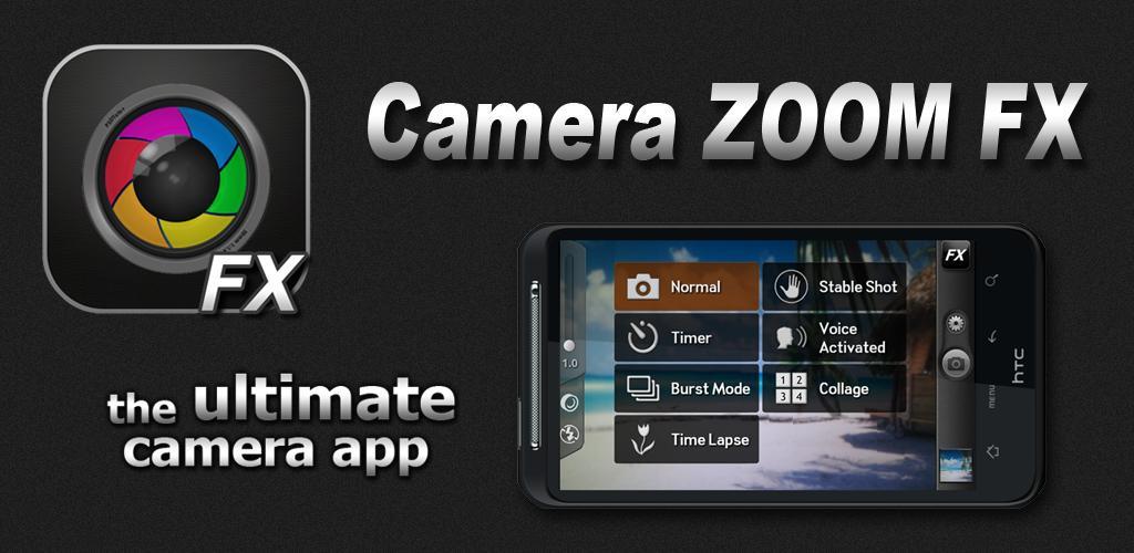 Android fx camera app