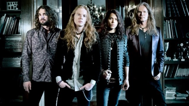 Vandenberg's Moonkings - band