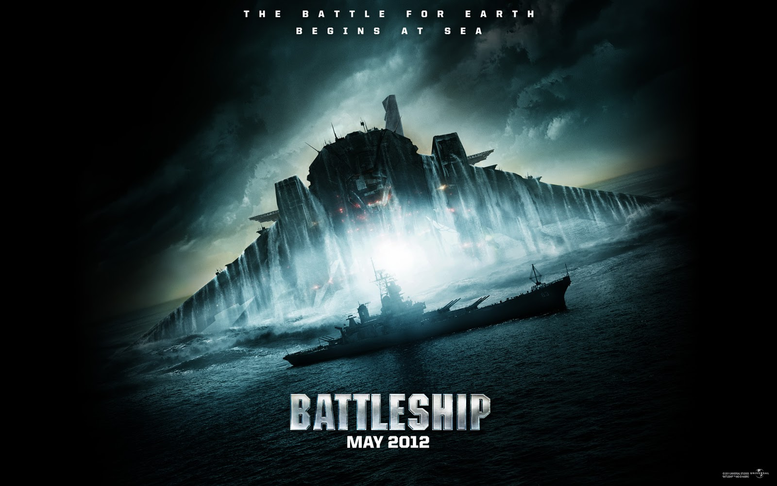 Yes your eyes are functioning properly today i m reviewing battleship 2012 and i m not even doing it close enough to its release date to ride the wave