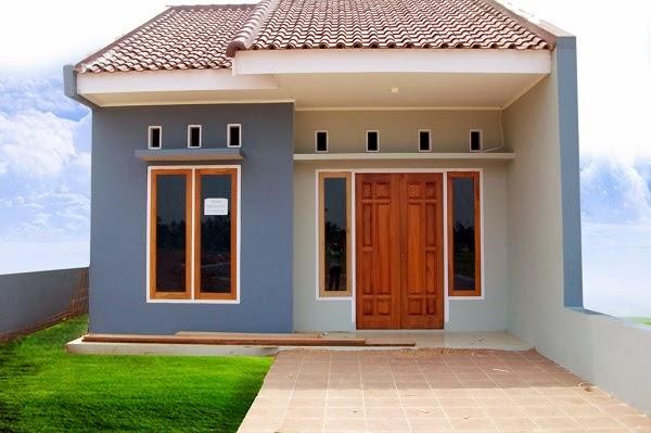 Desain Rumah  Sederhana Type 70 Yang Elegan
