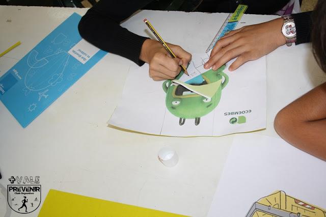 material educativo reciclar ecoembes