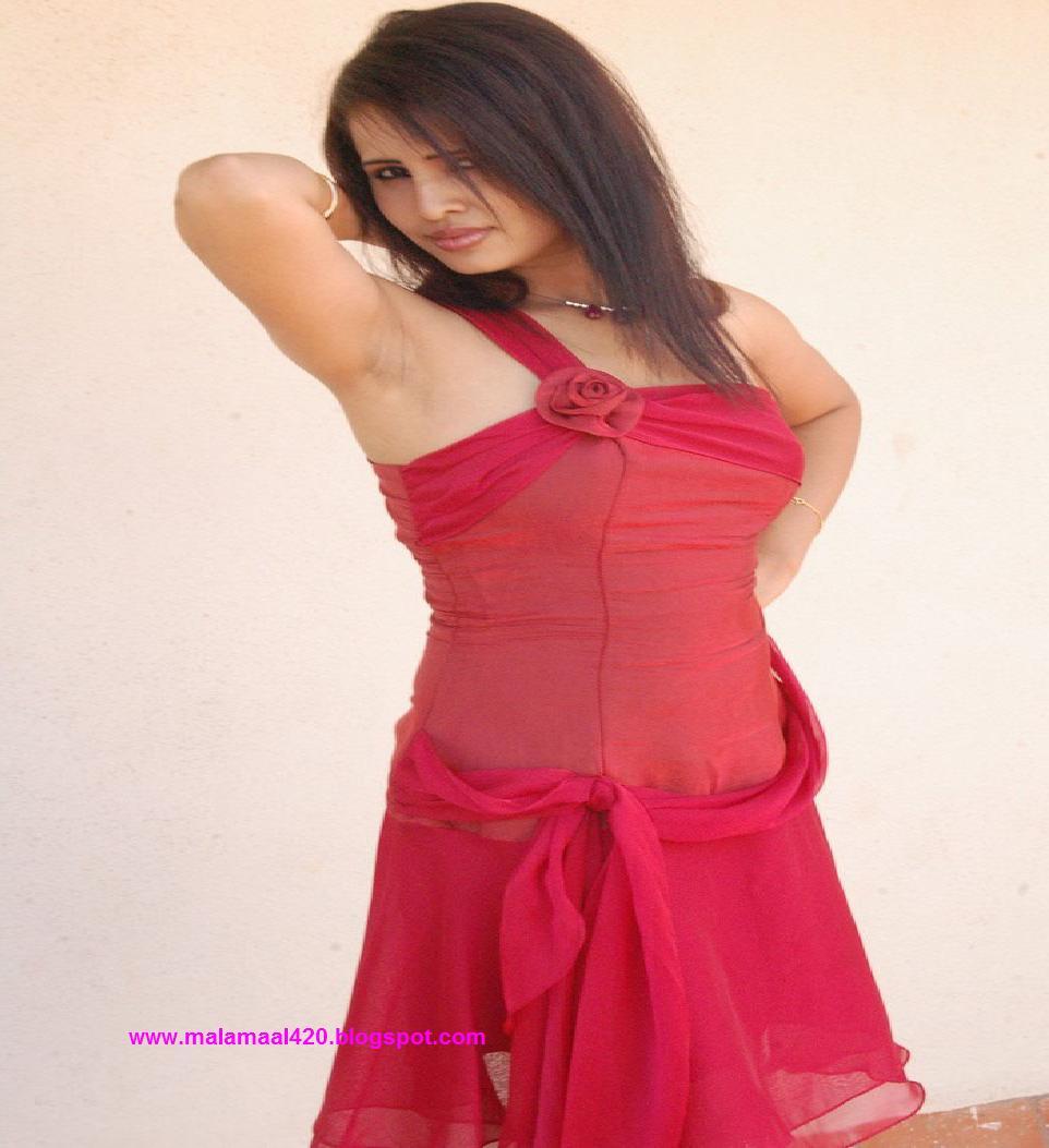 Download image Aasheeka Mallu Bhabhi Hot In Red Navel Bikini Pictures ...