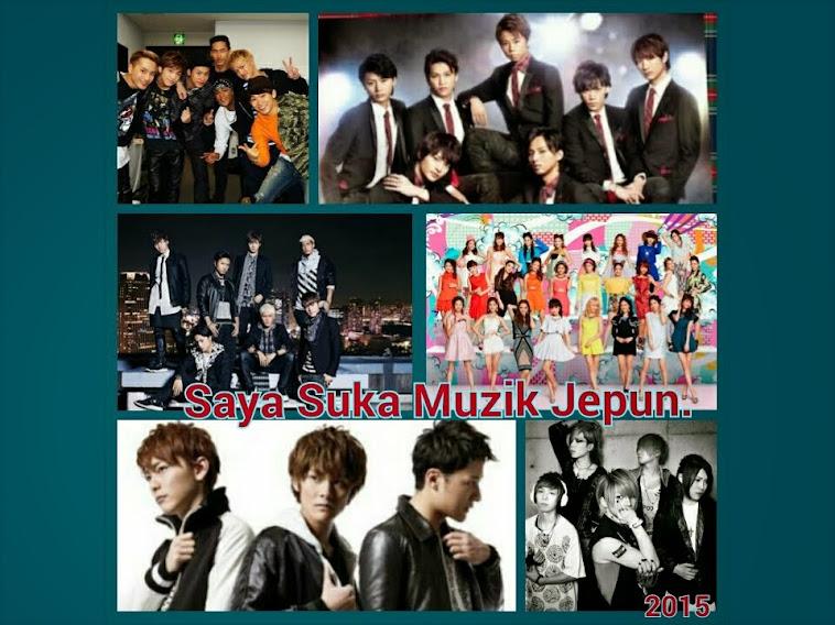 Saya Suka Muzik Jepun