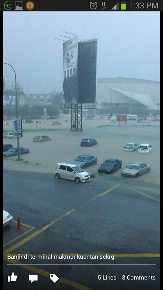 terminal%2Bmakmur Terkini: Kuantan Banjir Teruk