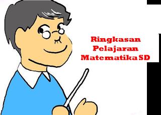 Ringkasan Pelajaran Matematika SD