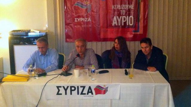 Π. Ρήγας από τον Έβρο: Ο ΣΥΡΙΖΑ, ατμομηχανή των αλλαγών που δεν γυρίζει πίσω